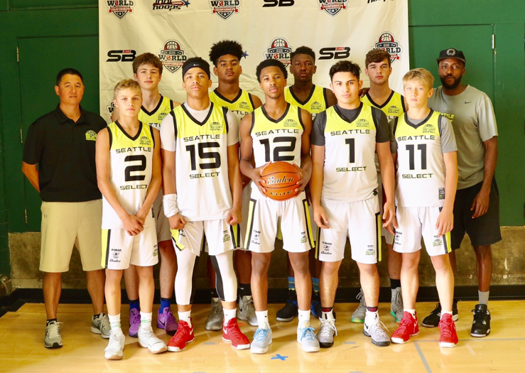Seattle Select Warriors 2021