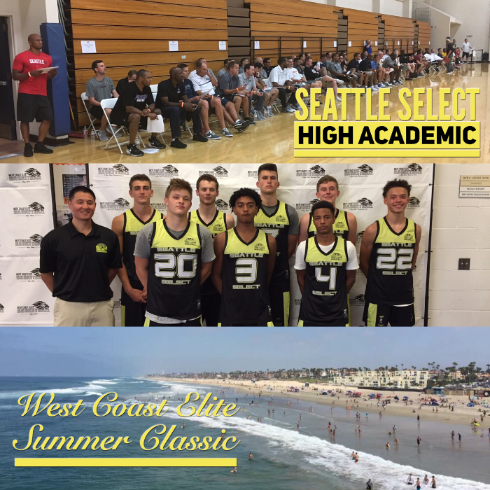 Seattle Select High Academic Student-Athletes Represent